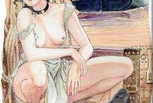 Manara Maestro Dell'Eros - Vol. 8 / El Gaucho