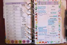 daily organizer / by Liela Soukeroff