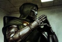 Dr Doom (and other FF related gubbins)