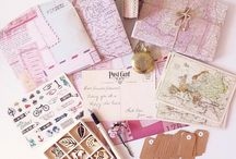 snail mail/pocket letters