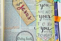 creative bible art