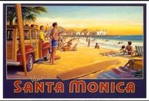 Vintage Santa Monica