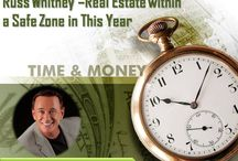 Russ Whitney –Real Estate within a Safe Zone in This Year