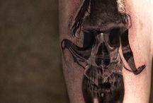 Tatuaż ręka