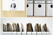 Atelier couture / Décoration, aménagement