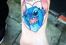 Stich Tattoo