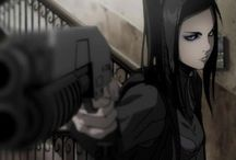 Animation / Ergo Proxy