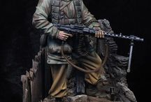 WWII Figures