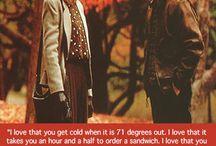 romantic movie scenes