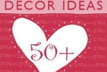 Valentine's Home Decor