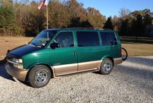 Used 2002 Chevrolet Astro for Sale ($5,600) at Norge,  VA / Make:  Chevrolet, Model:  Astro, Year:  2002, Body Style:  Van, Exterior Color: Green, Interior Color: Tan, Vehicle Condition: Excellent,  Mileage:161,200 mi, Engine: 6 Cylinder, Fuel: Gasoline, Transmission: Automatic. Drivetrain: 2 wheel drive.   Contact:757-784-8759  Car Id (56131)