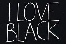 Cały czarny