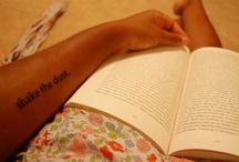 Tattoos / by Karen Steever