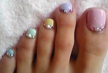 Pretty feet/toes
