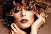 ChEvEux Chatains Longs OndulÉ-Brown Curly Long Hair / Coloration-Haircolor