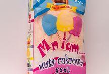 podróż do cotton candy... wata cukrowa Mniam.. / produkujemy watę cukrową mniam w super opakowaniach .zapraszamy do współpracy www.polskawatacukrowa.pl