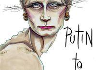 Politics go to art