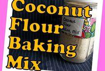 THM baking flour