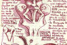 Guillermo del Toro (sketchbooks)