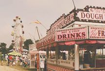 Carnival/Amusement Park Images / by Christina Newton
