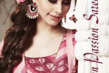Fashion Passion sarees