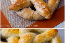 Bakning and food