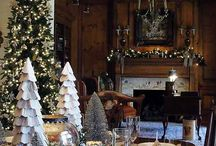 Christmas tablescapes for my home