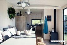 interior / TINY HOUSE