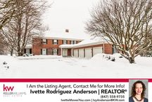 Real Estate for Sale in Inverness, Illinois / Real Estate for Sale in Inverness, IL brought to you by Ivette Rodriguez Anderson of Keller Williams Success Realty.