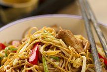 recetas asiáticas