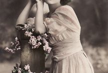 Ladies Victorian/Edwardian