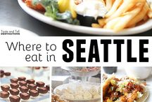 Seattle sites & eats