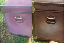 Shabby to Fabby / Interesting old pieces of furniture I find locally brought back to life by me! / by Angel Crawford Jackson