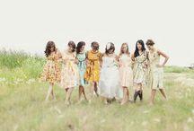 Bridesmaids / by Jayne Sacco