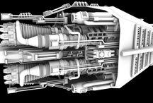 engines sci fi