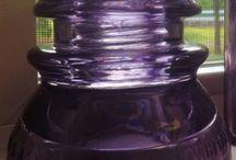 Sun Purple Glass