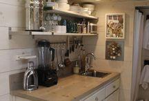 Kitchenette/kuchynka