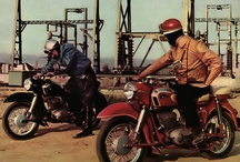 Motocykle MZ i inne