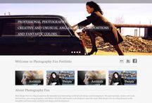 html portfolio