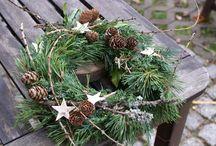 Weihnachten Floristik