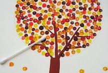 jesień art