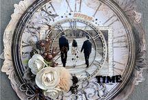 Винтаж часы