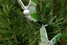 Recycled Jewelry / Guitar string bracelet