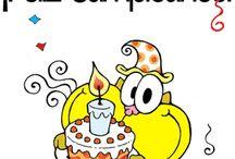 cumpleaños o eventos