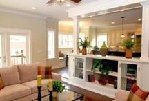 Addition Ideas - Family Room / by Rebecca Fiore