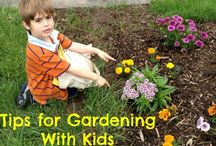 Natural Fun for Kids / Activities and tips for connecting kids to the outdoors!