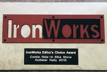 Corbin Hollister CA / Rider Appreciation Day Bike Show