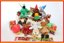 Beary Nice Parties / Build-a-Buddy at your Party!  Choose, Stuff & Name your Buddy... Add a Heart, Weigh, Measure, Complete Birth Certificate.    Wide range of clothing and accessories to add Personality to Buddy...    E-mail:   Bbearparty@gmail.com       From   Heidelberg, Gauteng, South Africa