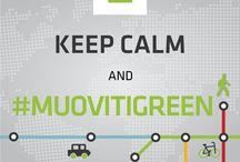 #MuovitiGreen