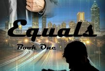 Equals Series Inspiration / May/December Romance Series.  Russ Bishop (28) and Stephen Parker (47) navigate a relationship and building a life together in Atlanta, Ga.  4 novella series.